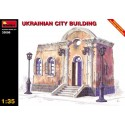 Ukrainian city building