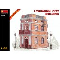 Lithuanian city building
