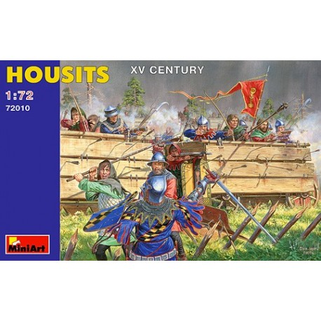 Housits. XV century