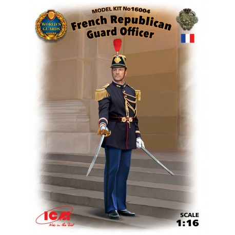 French Republican Guard Officer