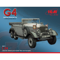 Typ G4 (1935 production), WWII German Personnel Car