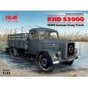 KHD S3000, WWII German Army Truck