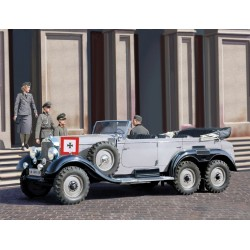 G4 (1939 production), German Car with Passengers