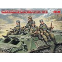 Soviet Armored Carrier Riders (1979-1991), 4 figures