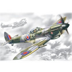 Spitfire Mk.XVI, WWII British Fighter