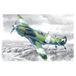 LaGG-3 series 1-4, WWII Soviet Fighter