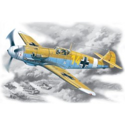 Messerschmitt Bf 109F-4z/Trop, WWII German Fighter