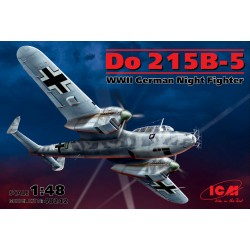 Do 215 B-5, WWII German Night Fighter