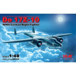 Do 17Z-10, WWII German Night Fighter