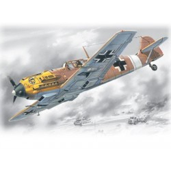 Messerschmitt Bf 109E-7/Trop, WWII German Fighter