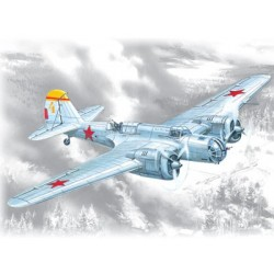 SB 2M-100A, WWII Soviet Bomber