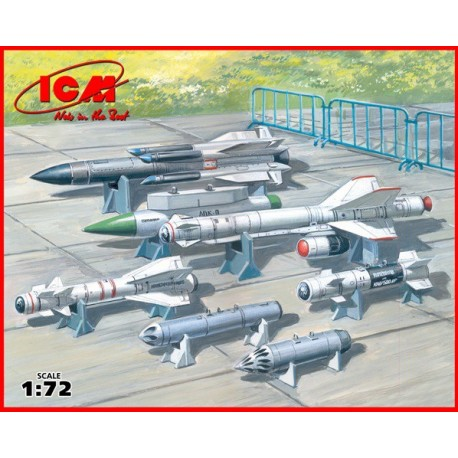 Soviet Air-to-Ground Aircraft Armament