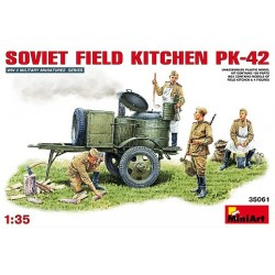 Soviet field kitchen KP42