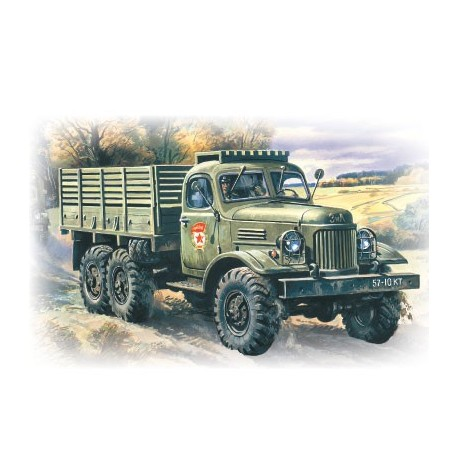 ZiL-157 Army Truck