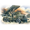 BM-13-16 Multiple Launch Rocket System