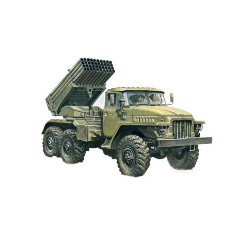 BM-21 Grad, Multiple Launch Rocket System
