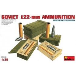 Soviet 122-mm ammunition