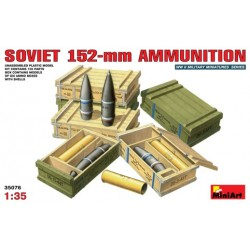 Soviet 152-mm ammunition