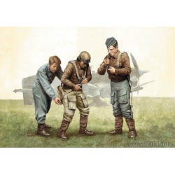 Pilots of Luftwaffe, WW2 era