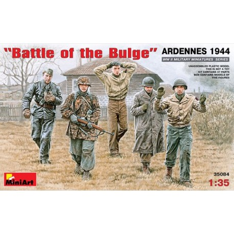 Battle of the Bulge (Ardennes 1944)