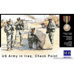 US Check Point in Iraq