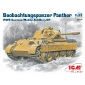 Beobachtungspanzer Panther, WWII German Mobile Artilery OP