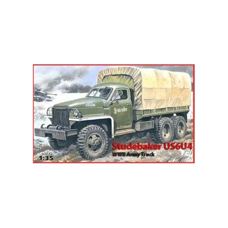 American heavy truck Studebaker US6 U4 with Canvas