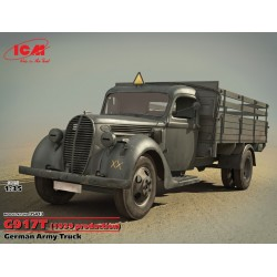 Ford G917T german truck (1939)