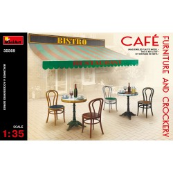 Café Furniture & Crockery