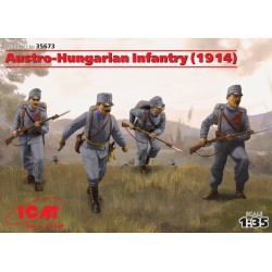 Austro-Hungarian Infantry (1914)
