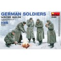 German soldiers (winter 1941-42)