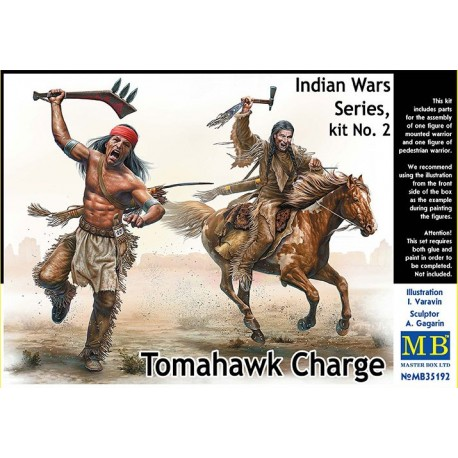 Tomahawk Charge
