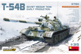 T-54 B soviet medium tank (early production)
